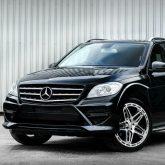 Mercedes ML Felgen