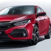 Neuer Honda Civic 2017