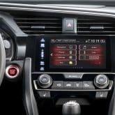 Neuer Honda Civic 2017 Innenraum