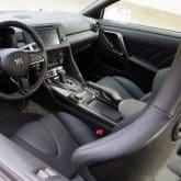 Nissan GT-R Track Edition Innenraum (ab MY 2017)