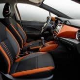 Nissan Micra Gen5 Innenraum