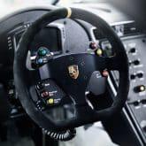 Porsche 911 GT3 Cup Innenraum