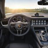 Porsche Panamera 4 E-Hybrid Innenraum