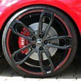 VW Golf GTI Clubsport Tuning Felgen