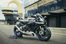 Yamaha YZF R1M 2017