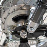 Custom Bike Yard Built SR400 Racing Umbau