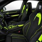 BMW X6 Innenraum Tuning