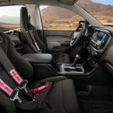 Chevrolet Colorado ZH2 Innenraum