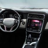 Lynk&Co 01 SUV Innenraum