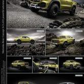 Mercedes-Benz Pickup Concept X-Klasse