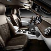 Mercedes-Benz Pickup Concept X-Klasse InnenraumMercedes-Benz Pickup Concept X-Klasse Innenraum