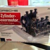 Porsche 911 Sechszylinder Boxermotor Bausatz