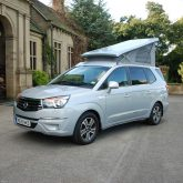 Ssangyong Turismo Camper