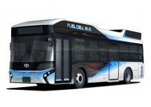Toyota Brennstoffzellen-Bus