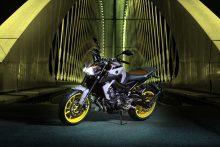 Yamaha MT 09 2017
