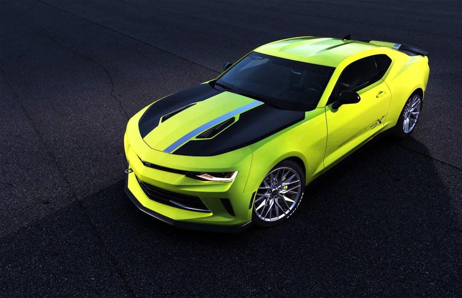 Camaro Turbo Autox Concept Autodino