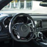 Chevrolet Camaro Supercharged 630 Tuning Innenraum