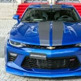 Chevrolet Camaro Supercharged 630 Tuning