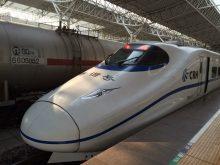 china-hochgeschwindigkeitszug