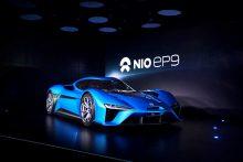 Elektro-Sportwagen NIO EP9