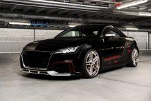 Folierung Tuning Audi TT RS