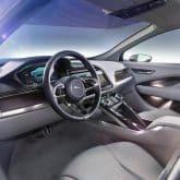 Jaguar I-PACE Concept Innenraum