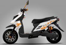 Elektroroller KSR Moto TTX