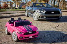 Kinder Powerwheels Mustang