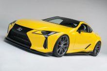 Lexus LC500 by Gordon-Ting Beyond Marketing