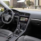 Neuer VW Golf 2017 Innenraum
