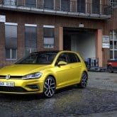 Neuer VW Golf 2017