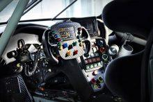 Porsche-911-RSR-991 Cockpit Innenraum