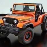 Jeep Wrangler CJ66