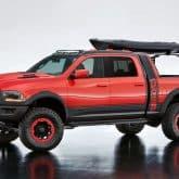 RAM Macho Power Wagon Pickup