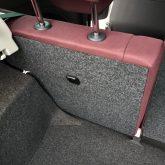 Trenngitter Hundegitter Kofferraum Seat Ibiza