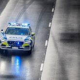 Volvo V90 Kombi Polizeiauto