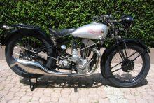 Wimmer GG3 Motorrad