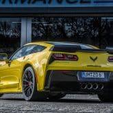 Chevrolet Corvette Tuning