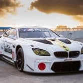 BMW M6 GTLM Art Car 2016