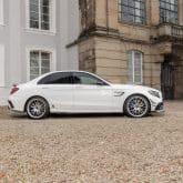 Mercedes AMG C 63 S Tuning