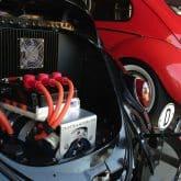 Käfer Elektromotor