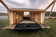 Land Rover Wilderness Cabin