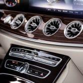 Mercedes-Benz E-Klasse Coupé C 238 Innenraum