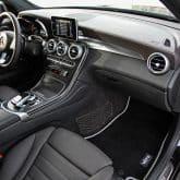 Mercedes GLC Tuning Innenraum