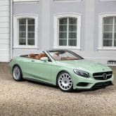 Mercedes S-Klasse Cabrio Tuning