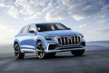Audi Q8 concept 001