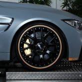 BMW M4 Tuning Folierung