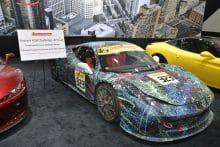 Ferrari 458 Art Car