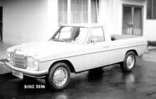 Mercedes-Benz 220 D Pick-up