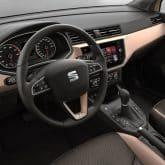 Neuer Seat Ibiza 2017 Innenraum
